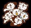 Sanrio Characters Okigaru Friends Image001