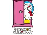 Hello Kitty x Doraemon