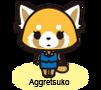 Sanrio Characters Aggretsuko Image001