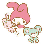 Sanrio Characters My Melody Image062