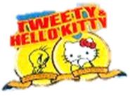Sanrio Characters Tweety Hello Kitty Image009