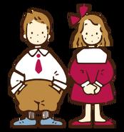 Sanrio Characters Vaudeville Duo Image005