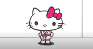 Hello Kitty Karate outfit