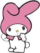 Sanrio Characters My Melody Image031
