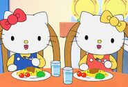 .028 Hello Kitty Mimmy & Zachary 28 24 25