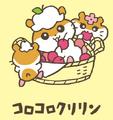 Sanrio Characters Corocorokuririn--Chibikuri--Cherri Image002