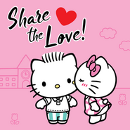 Sanrio Characters Dear Daniel--Hello Kitty Image001