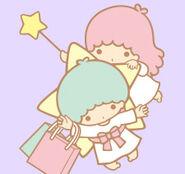 Sanrio Characters Little Twin Stars Image006