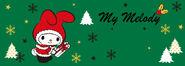 Sanrio Characters My Melody--Christmas Image001