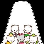 Sanrio Characters Nya Ni Nyu Ne Nyon Image007.png