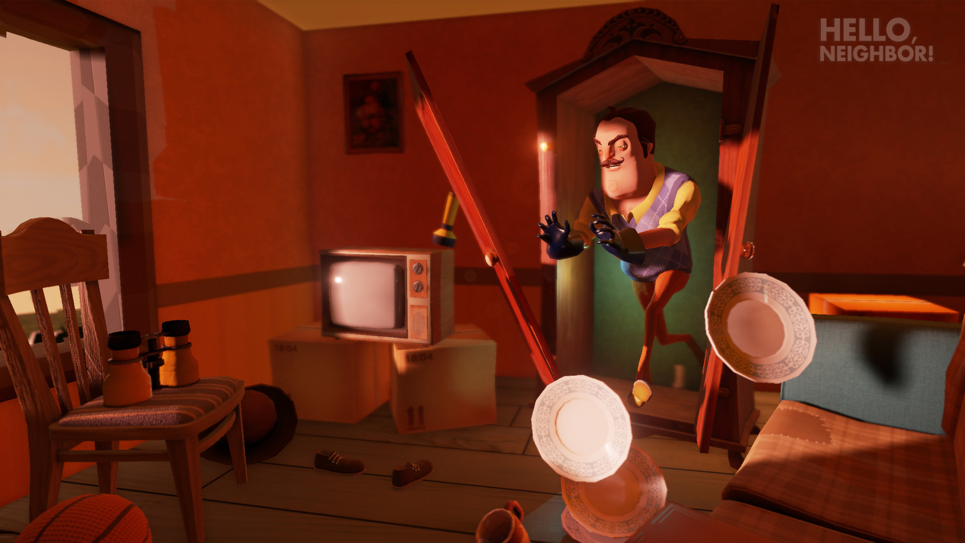 Official Hello Neighbor Wiki