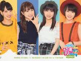 Morning Days Happy Holiday 10ki Member Iikubo Haruna・Ishida Ayumi・Sato Masaki・Kudo Haruka Fanclub Tour in Yamanashi