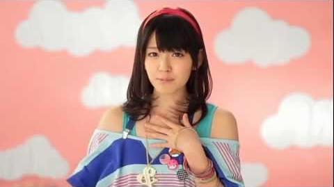 ℃-ute - Momoiro Sparkling (MV) (Suzuki Airi Solo Ver