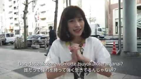 Runway UPUP GIRLS kakko KARI MUSIC VIDEO