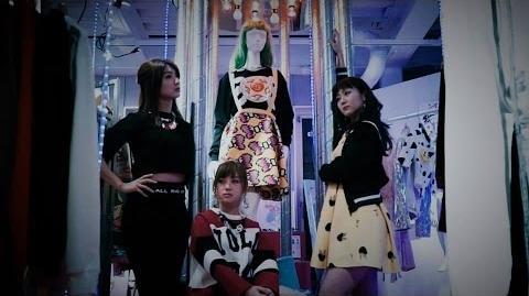 美女の野獣_ミュージックビデオ_アップアップガールズ(仮)_UPUP_GIRLS_kakko_KARI_BIJONOYAJYU_MUSIC_VIDEO