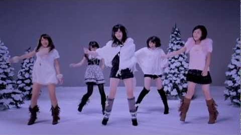 ℃-ute - Aitai Lonely Christmas (MV) (Dance Shot Ver