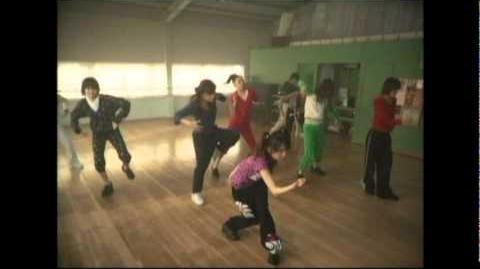Morning Musume『Resonant Blue』 (Lesson Studio Ver