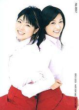 Makochin & Rika-chan