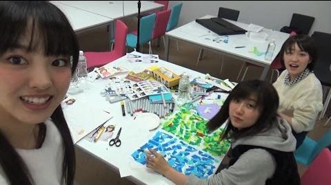 Hello!Project総出演!ポップアップカード作りに挑戦! SATOYAMA&SATOUMIへ行こう2016