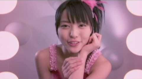 ℃-ute - LALALA Shiawase no Uta (MV) (Yajima Maimi Close-up Ver