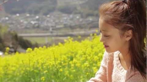 ℃-ute - Kimi wa Jitensha Watashi wa Densha de Kitaku (MV) (Hagiwara Mai Another Lip Ver