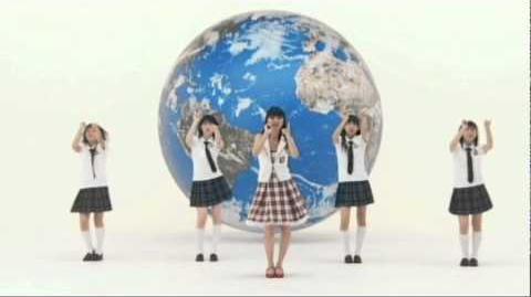 Mano Erina - Sekai wa Summer Party (Dance Shot Ver