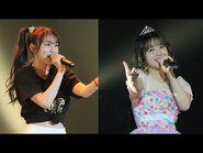 DVD 『モーニング娘。'21 牧野真莉愛・横山玲奈バースデーイベント』