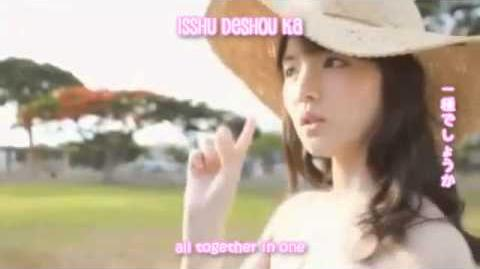 【SumomoSubs】 Michishige Sayumi (Morning Musume) - Lalala no Pipipi (Subtitled)