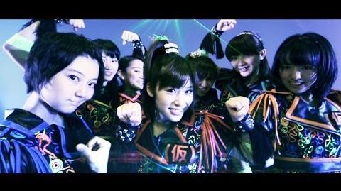 アップアップガールズ(仮)_『全力!Pump_Up!!』_(Up_Up_Girls_kakko_KARI_Full_Power!_Pump_Up!!_)_(MV)