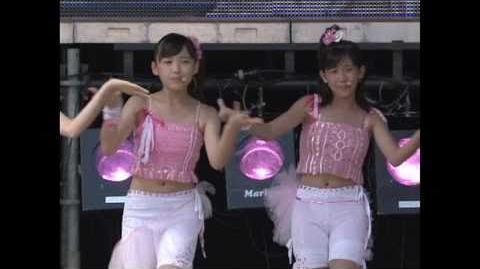 ℃-ute_-_EVERYDAY_YEAH!_Kataomoi_(Live_Ver.)_2006_09_10_@_Yomiuriland_East