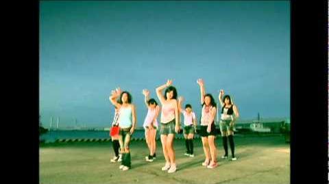 °C-ute - Tokaikko Junjou (MV) (Dance Shot Ver