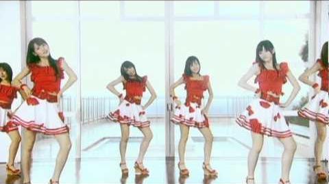 ℃-ute - Shochuu Omimai Moushiagemasu (MV) (Dance Shot Ver
