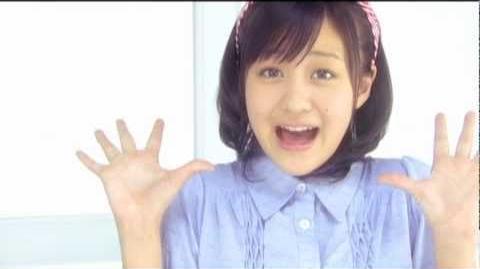 ℃-ute - Shochuu Omimai Moushiagemasu (MV) (Hagiwara Mai Close-up Ver