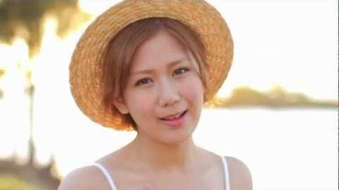 ℃-ute - Kimi wa Jitensha Watashi wa Densha de Kitaku (MV) (Close-up Hawaii Ver