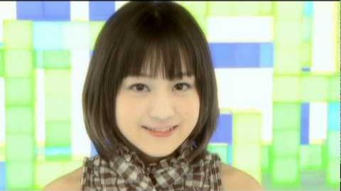 ℃-ute - Bye Bye Bye! (MV) (Hagiwara Mai Close-up Ver