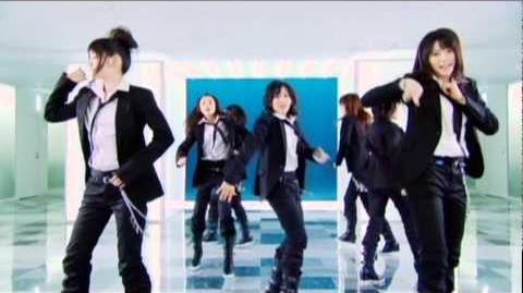 ℃-ute - FOREVER LOVE (MV) (Black Dance Ver