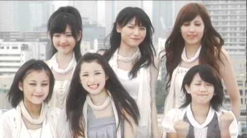 ℃-ute - EVERYDAY Zekkouchou!! (MV) (Close-up Ver