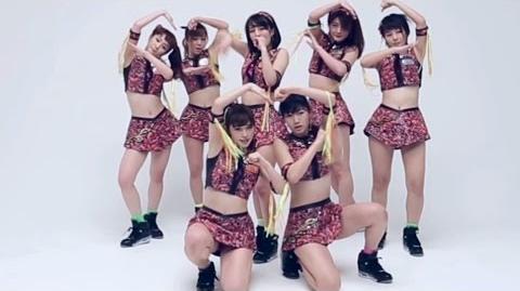 Up Up Girls (Kari) Bijo no Yajuu Dance Shot