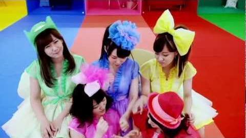 ℃-ute - Sekaiichi HAPPY na Onna no Ko (MV) (Color Box Ver.)