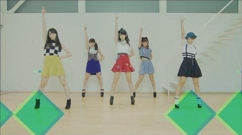 ℃-ute - Tokai no Hitorigurashi (MV) (Dance Shot Ver
