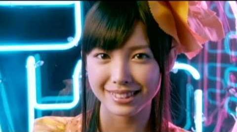 ℃-ute - Edo no Temari Uta II (MV) (Nakajima Saki Close-up Solo Ver