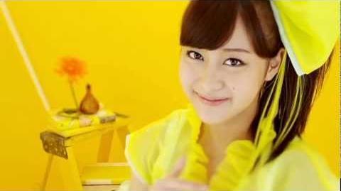 ℃-ute - Sekaiichi HAPPY na Onna no Ko (MV) (Hagiwara Mai Solo Ver
