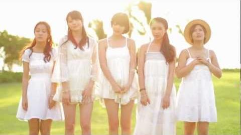 ℃-ute - Kimi wa Jitensha Watashi wa Densha de Kitaku (MV) (Sunset Ver