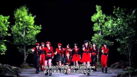 """モーニング娘。 『愛の軍団』(Morning Musume。 """"GUNDAN"""" of the love ) (Dance Shot Ver.)"""