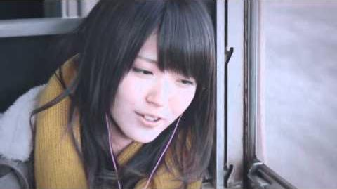 ℃-ute - Kimi wa Jitensha Watashi wa Densha de Kitaku (MV) (Suzuki Airi Drama Ver