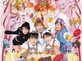 Minimoni THE Movie Okashi na Daibouken!