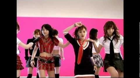 Morning Musume『Kanashimi Twilight』 (Dance Shot Ver