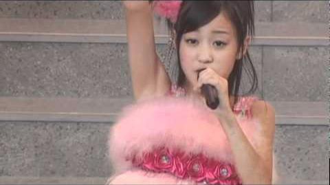 ℃-ute - LALALA Shiawase no Uta (Hagiwara Mai Close-up Live Ver