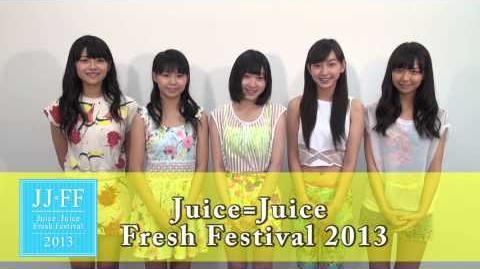 Juice=Juice_Fresh_Festival_2013開催決定!!