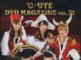 ℃-ute DVD Magazine Vol.31